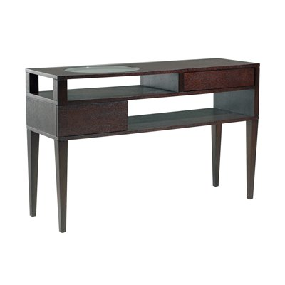 Place  Living Room Furniture on Furniture Lisbon Cosmo Console Table   Buy Cheap Sitcom Furniture
