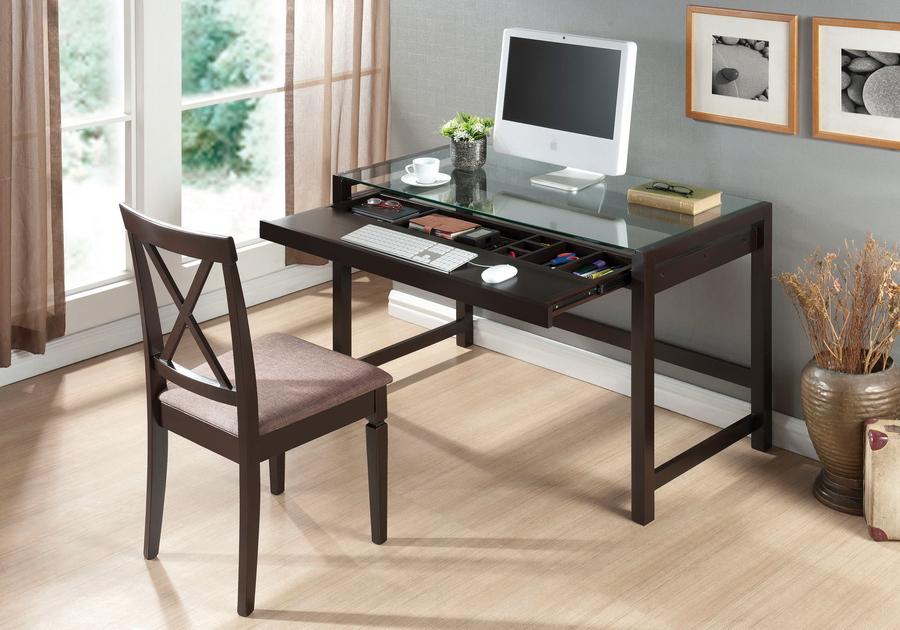 furniture office furniture modern desk glass modern desk