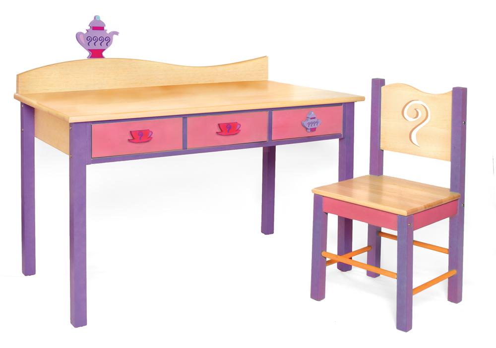 furniture kids furniture chair girl tea set desk chair