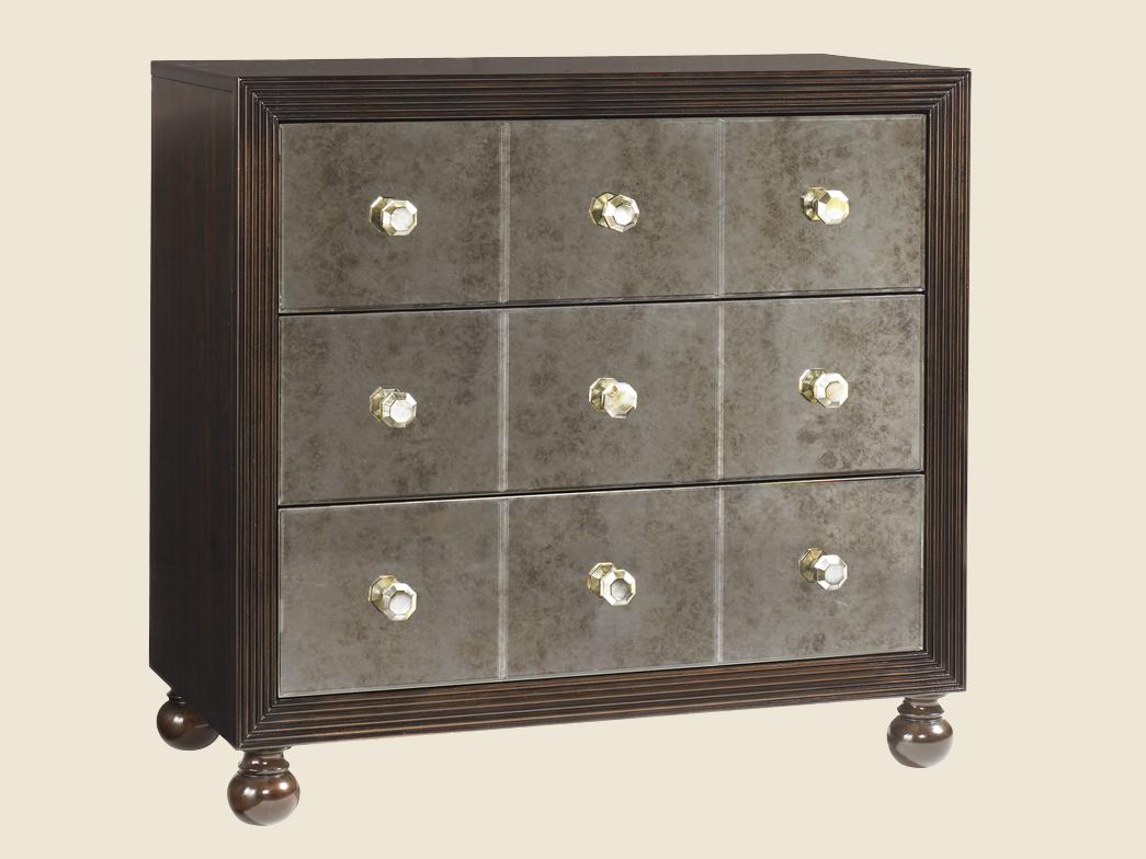 Furniture Bedroom Furniture Nightstand Bedroom Mirrored Nightstand