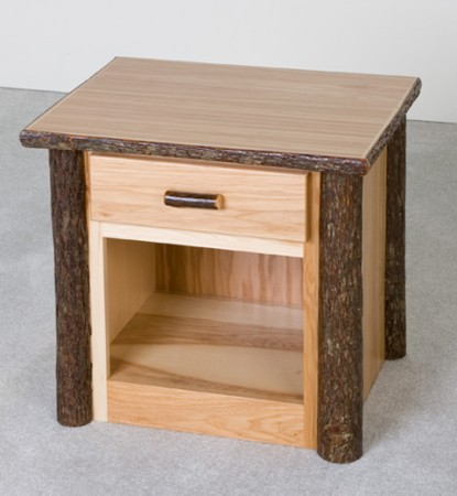 Furniture Bedroom Furniture Nightstand Log Furniture