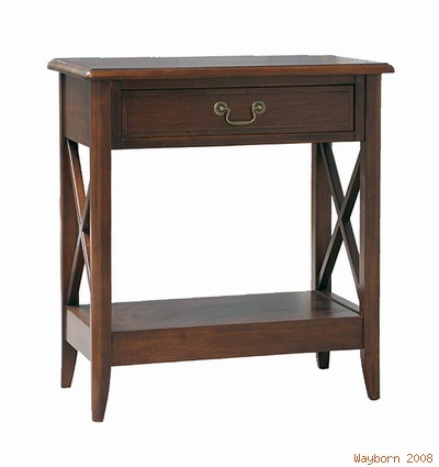 Wayborn Eiffel 1 Drawer Nightstand Best Price