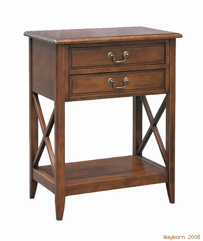 Wayborn Eiffel 2 Drawer Nightstand Best Price