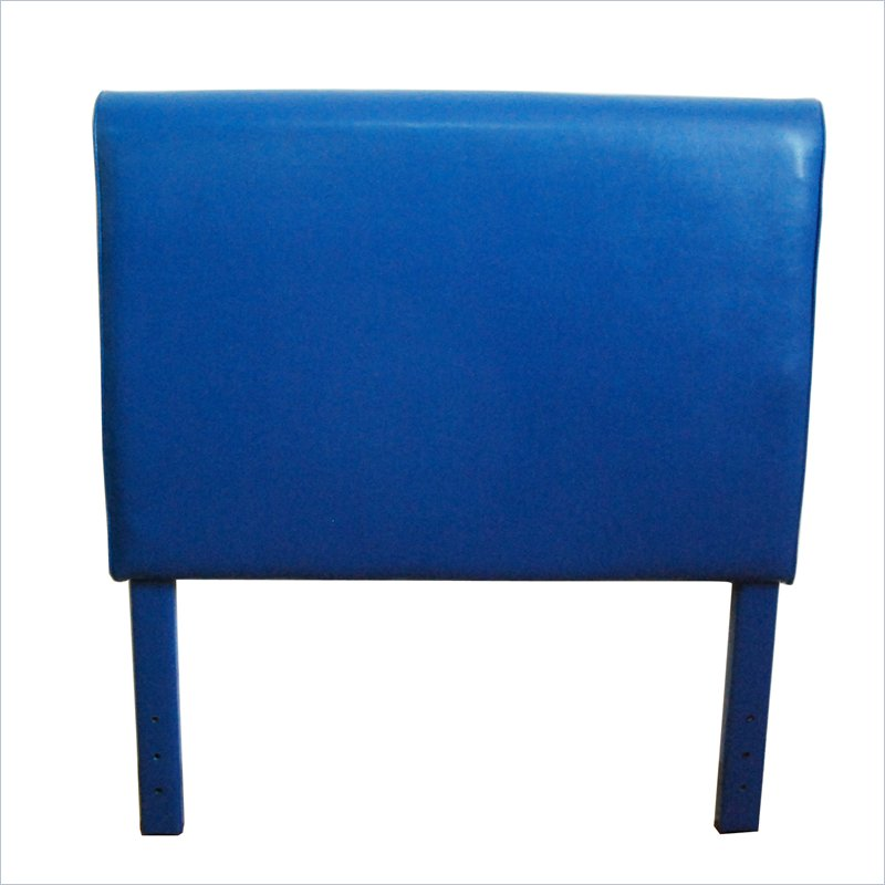 4D Concepts Blue Headboard Best Price