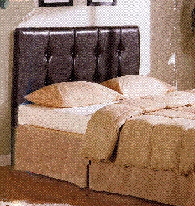 4D Concepts Faux Leather Headboard Best Price