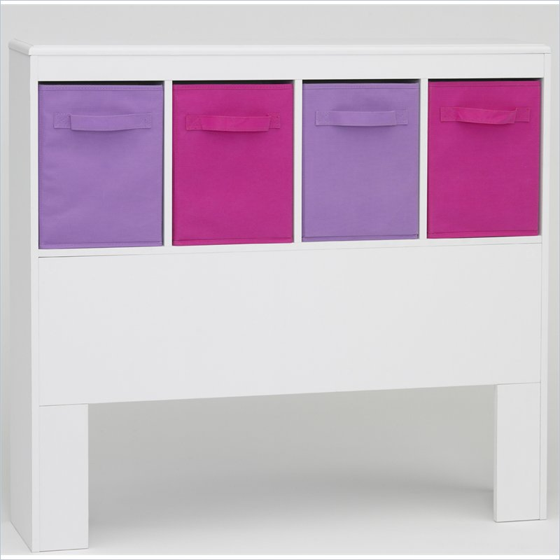 4D Concepts Girls Storage Headboard Best Price