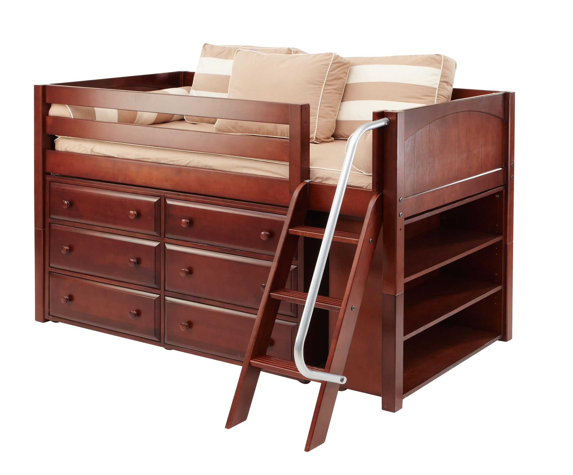 Furniture > Bedroom Furniture > Dresser > Loft Bed Desk Dresser