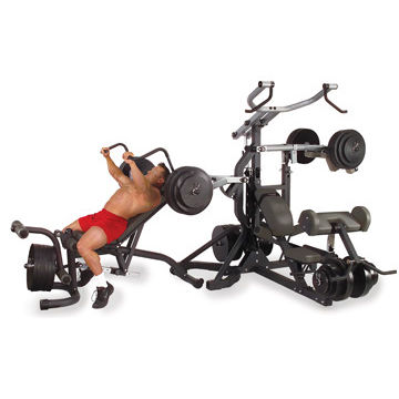Body-Solid Leverage Gym Package