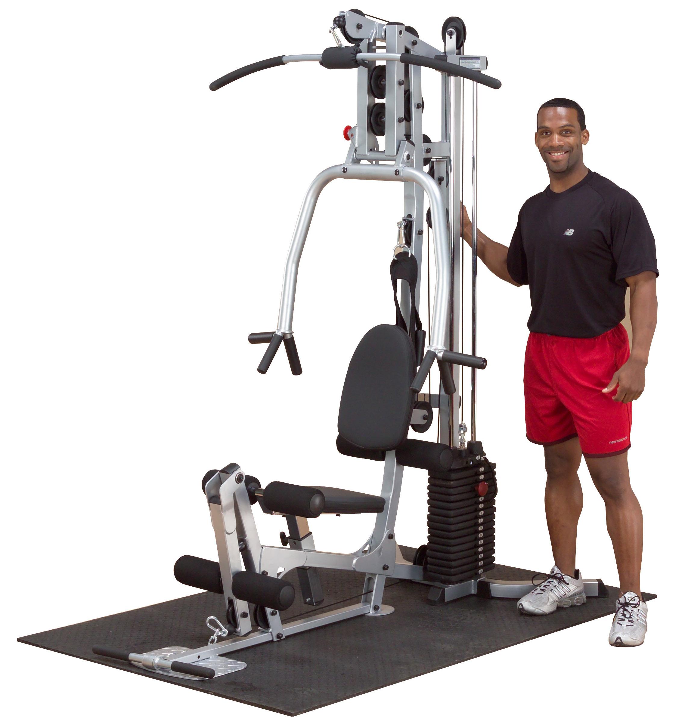 Body Solid Powerline BSG10X Home Gym 0 0 Body Solid Powerline BSG10X   INSIDE Delivery! Home Gym