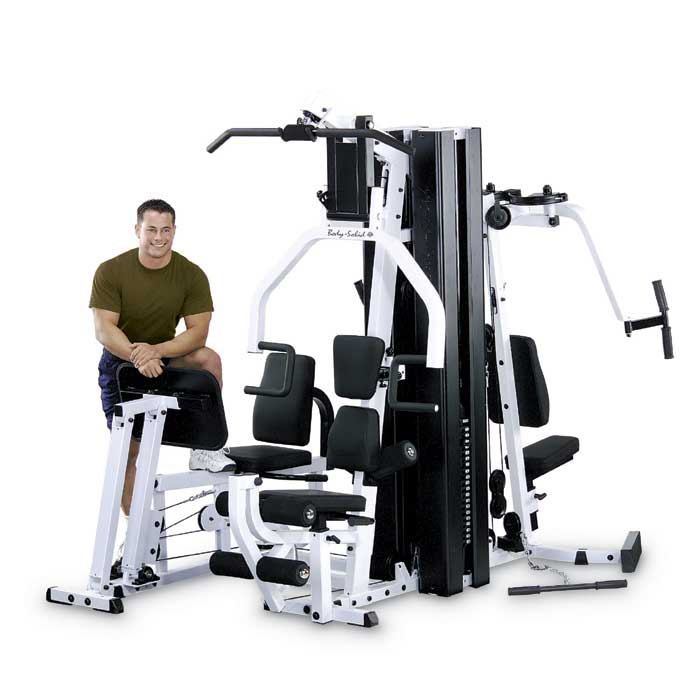 Body-Solid EXM3000LPS Home Gym - INSIDE Delivery!