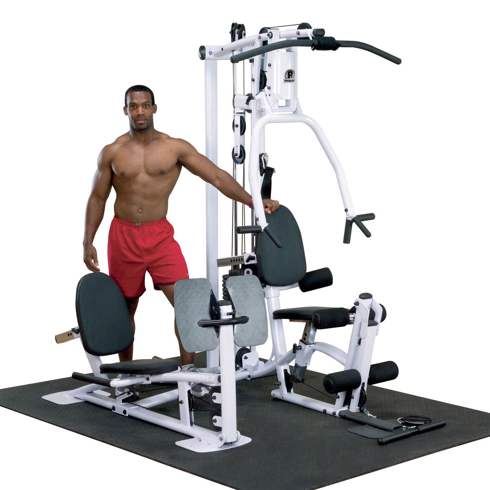 Body-Solid PowerLine Fitness P1X Home Gym