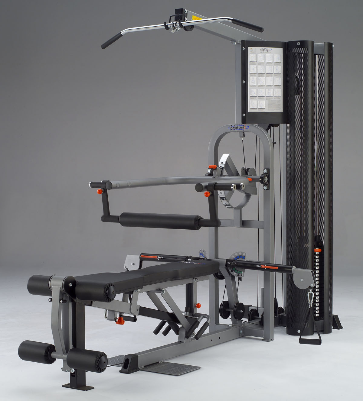 bodycraft k1 home gym 0 0 Promise Yourself To Get In Shape And These Techniques Will Help