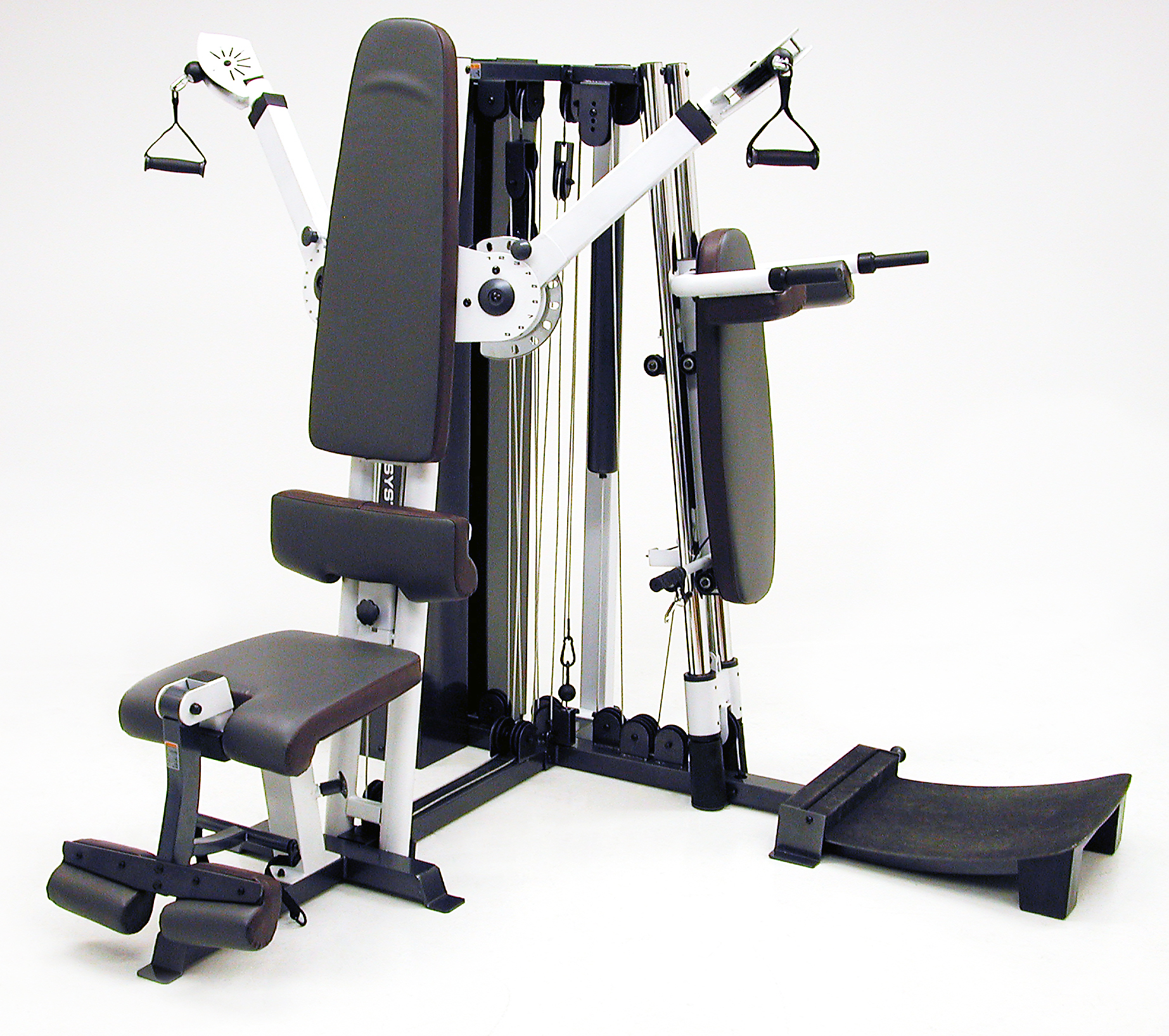 free motion s83 power system home gym 0 0 FreeMotion S83 Power System Home Gym