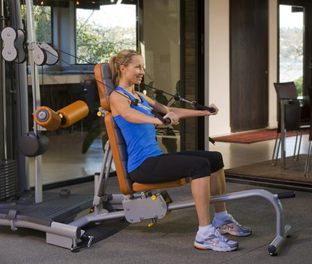 sportsart a93 functional trainer home gym 0 0 Slimming Down And Being Healthy At The Same Time