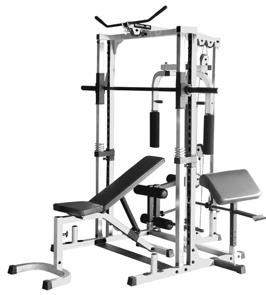 Multisports Deluxe Smith Machine Package