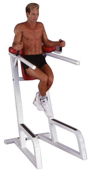 ab leg lift machine