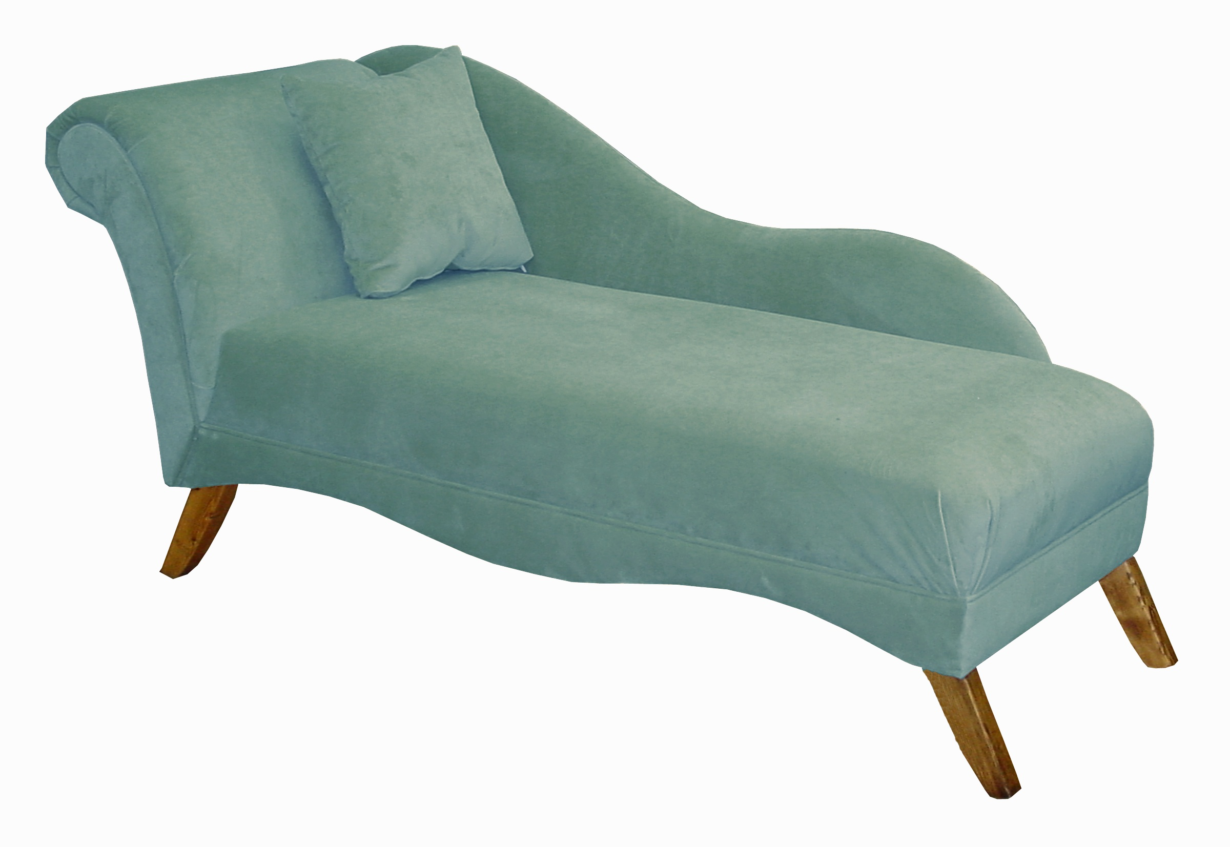 Furniture > Living Room Furniture > Chaise Lounge > Velvet Chaise