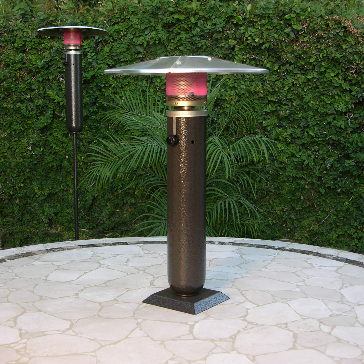 Patio Heater Conversion To Natural Gas