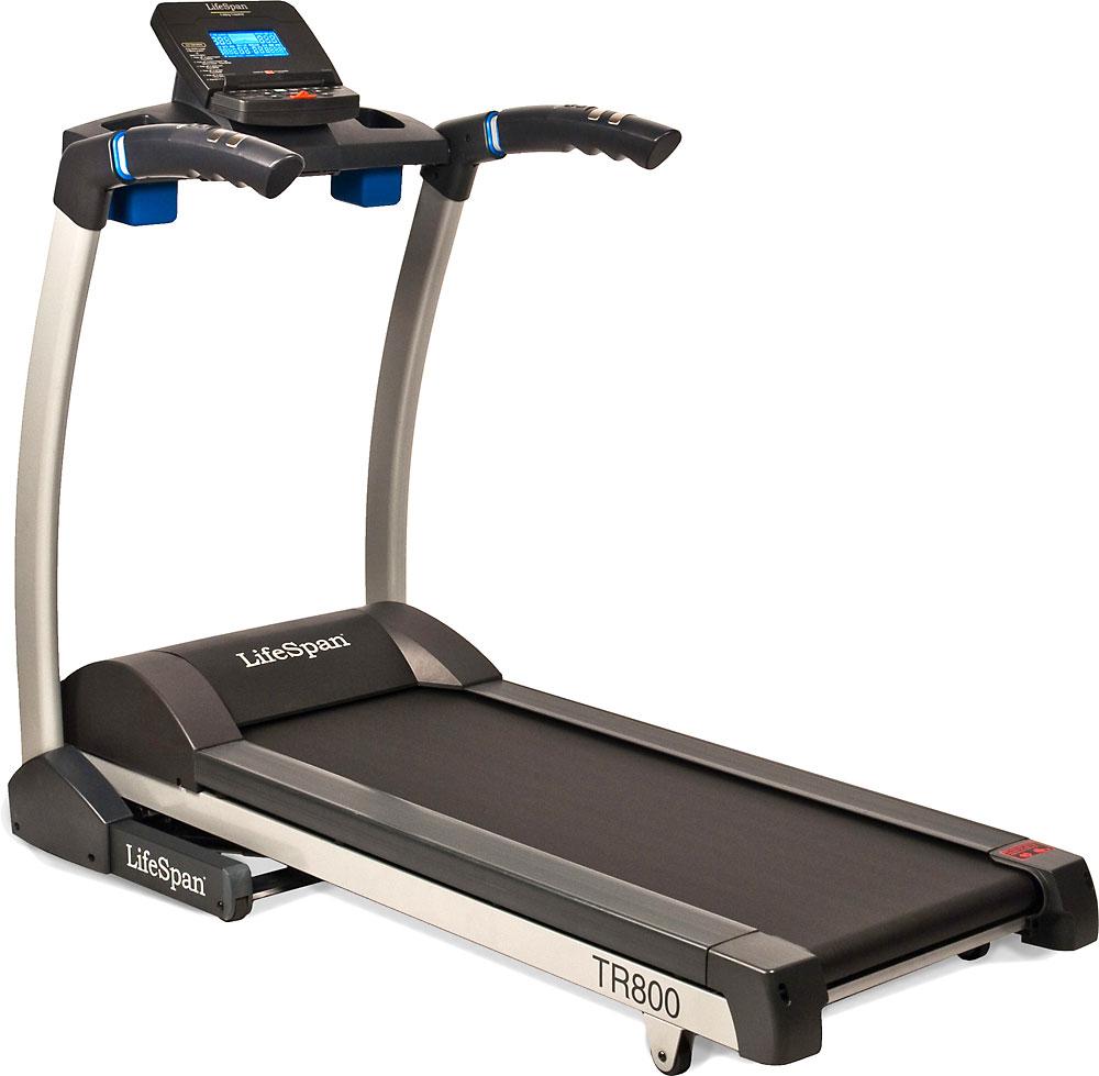 LifeSpan Fitness TR800 Folding Treadmill