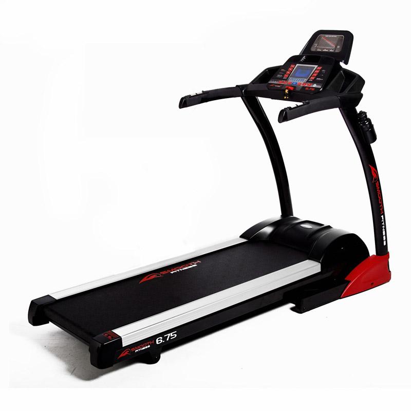 Smooth Fitness Smooth 6.75 Treadmill Treadmill 0 0 Smooth Fitness 6.75 Treadmill