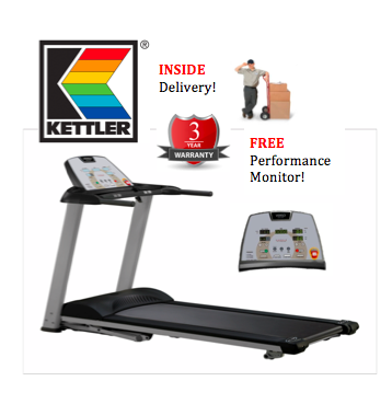 kettler tx1 treadmill 0 0 Kettler TX1 Treadmill   with FREE INSIDE Delivery! Treadmill