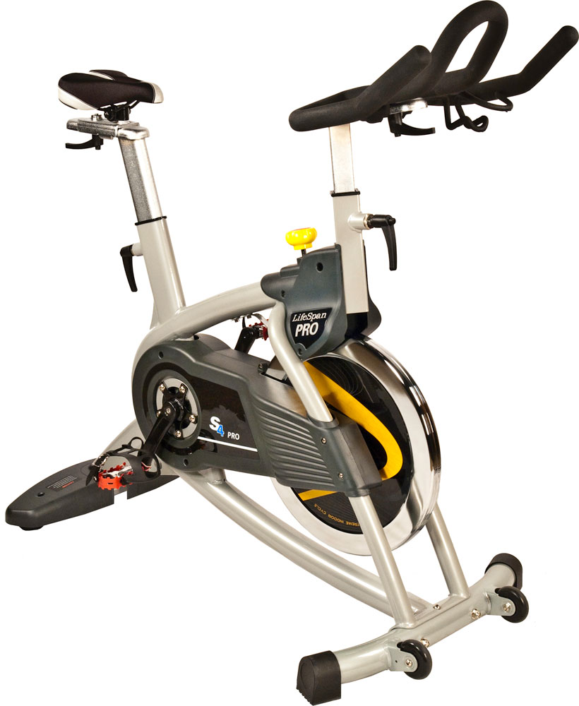 LifeSpan Fitness LifeSpan S4 indoor cycle trainer Indoor Cycling Bike 0 0 Using The Secrets Of Fitness It Is Possible To Attain The Necessary Edge
