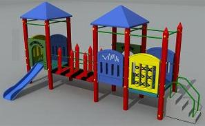 Future Play Fort McHenry Playground System 0 0 Future Play Fort McHenry Playground System   FREE Inside Delivery!
