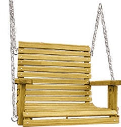 Plan It Play Pine Babysitter Swing Swing Set Accessory 0 0 Pine Babysitter Swing