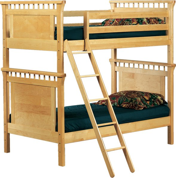 Bolton Furniture Bennington Twin over Twin Bunk Bed Best Price