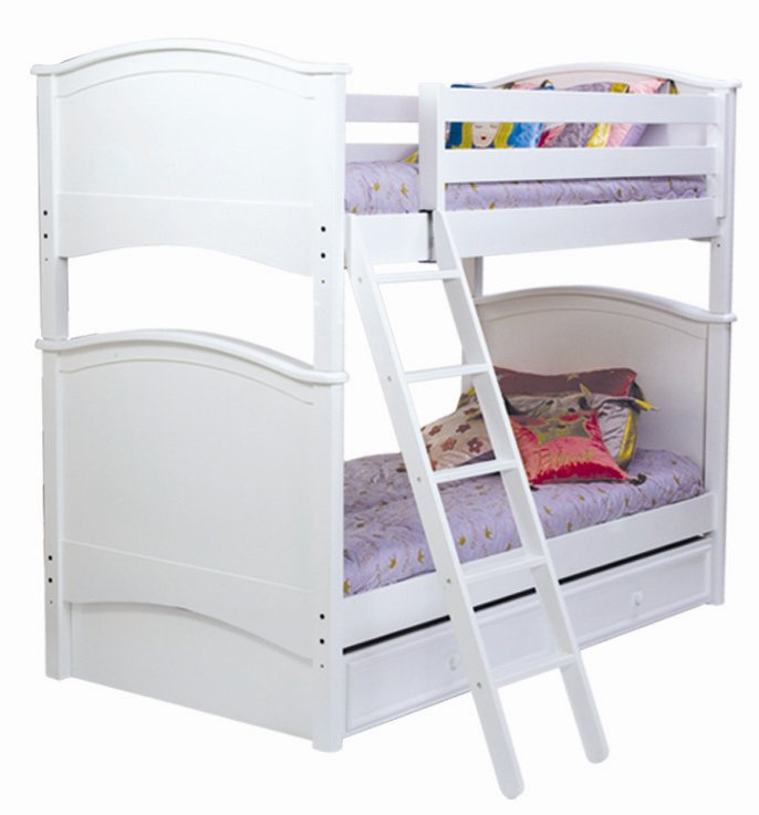 Bolton Furniture Cooley Twin over Twin Bunk Bed Best Price