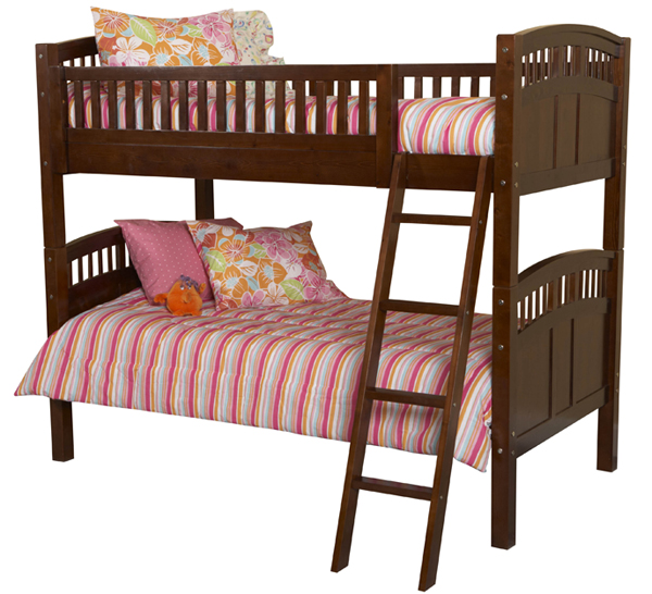 bargain superstore linon home decor products metal bunk bed