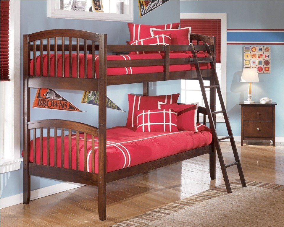 Signature Design By Ashley Stages Twin Loft Bed With Chest Storage Bed Mattress Sale