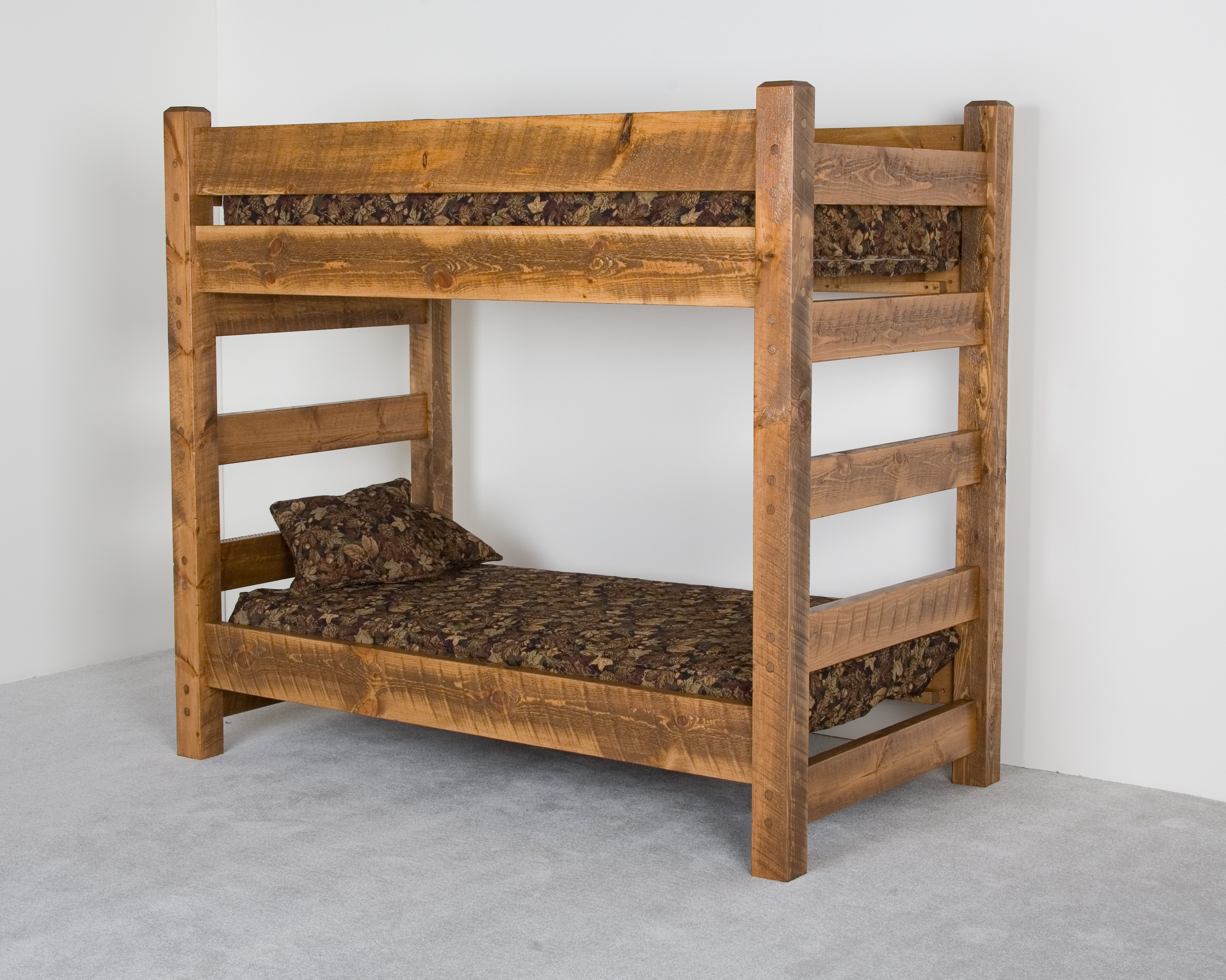 Workshop design wood log bedroom furniture plans for Furniture 123 bunk beds