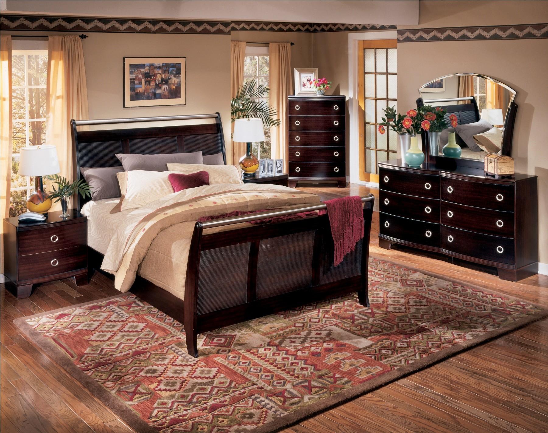 Furniture Bedroom Furniture Sleigh Pinella Sleigh