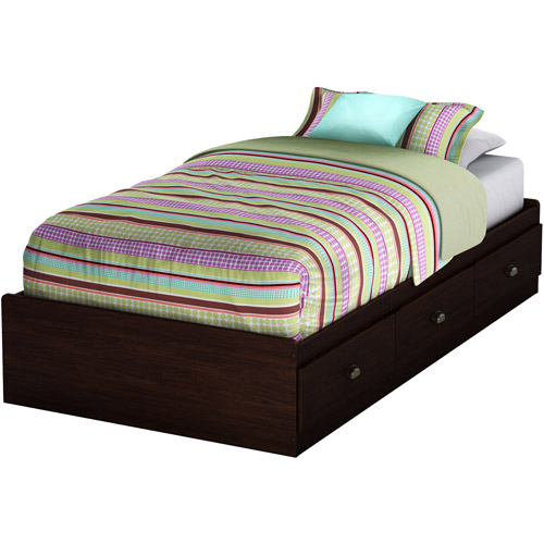 South Shore Havana Willow Transitional Twin Mates Bed (39\\ ) Best Price
