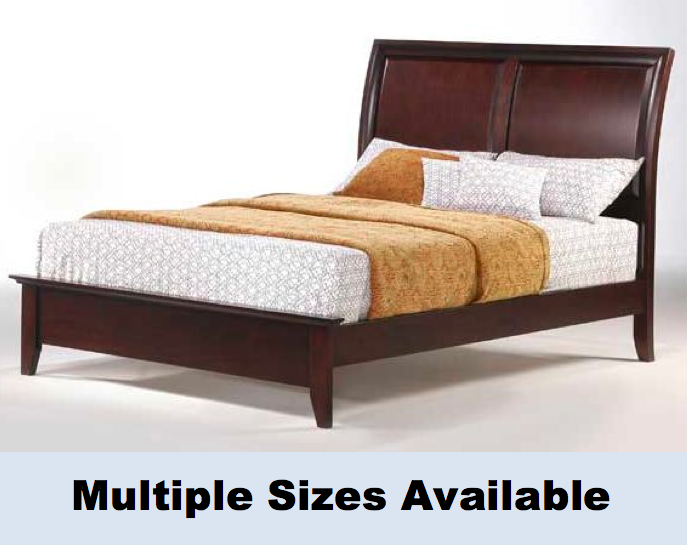 Accent Furniture Arlington Wood Sleigh Bed Best Price