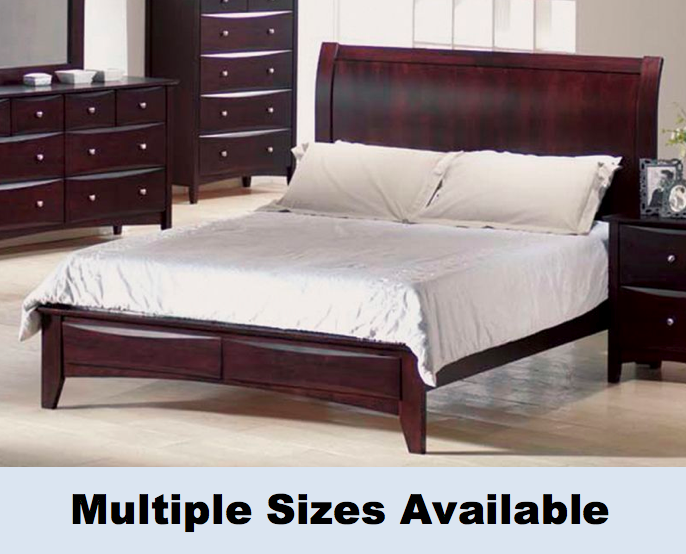 Furniture > Bedroom Furniture > Sleigh Bed > Island Sleigh Bed
