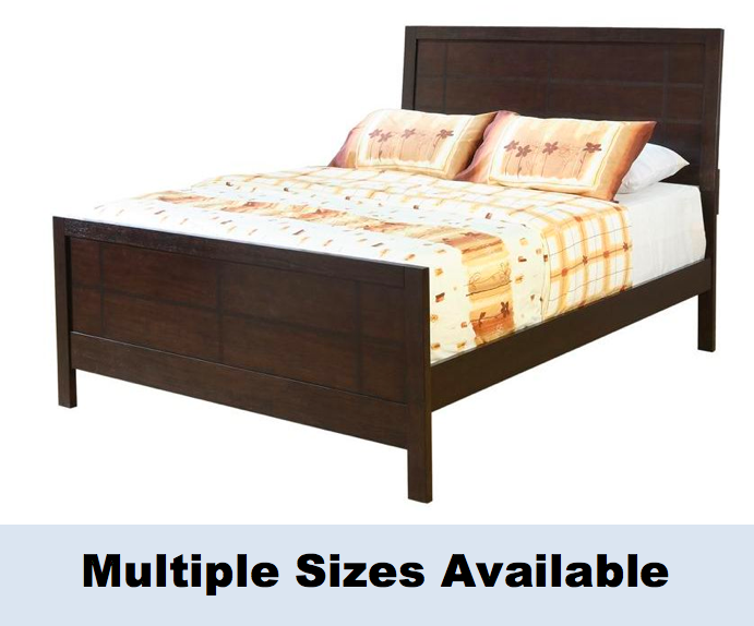Accent Furniture City Lights Platform Bed Best Price