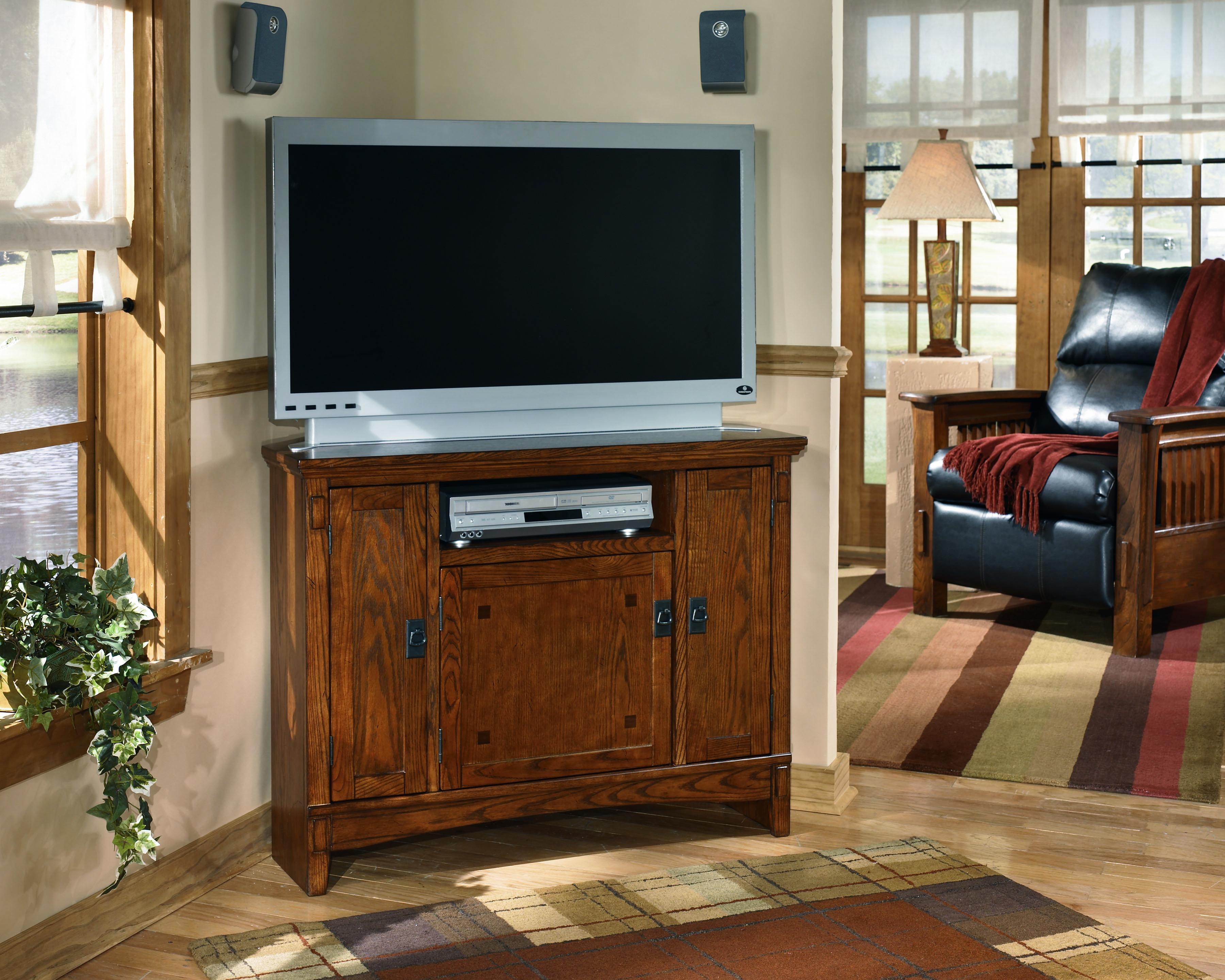Ashley Furniture Cross Island Tv Stand