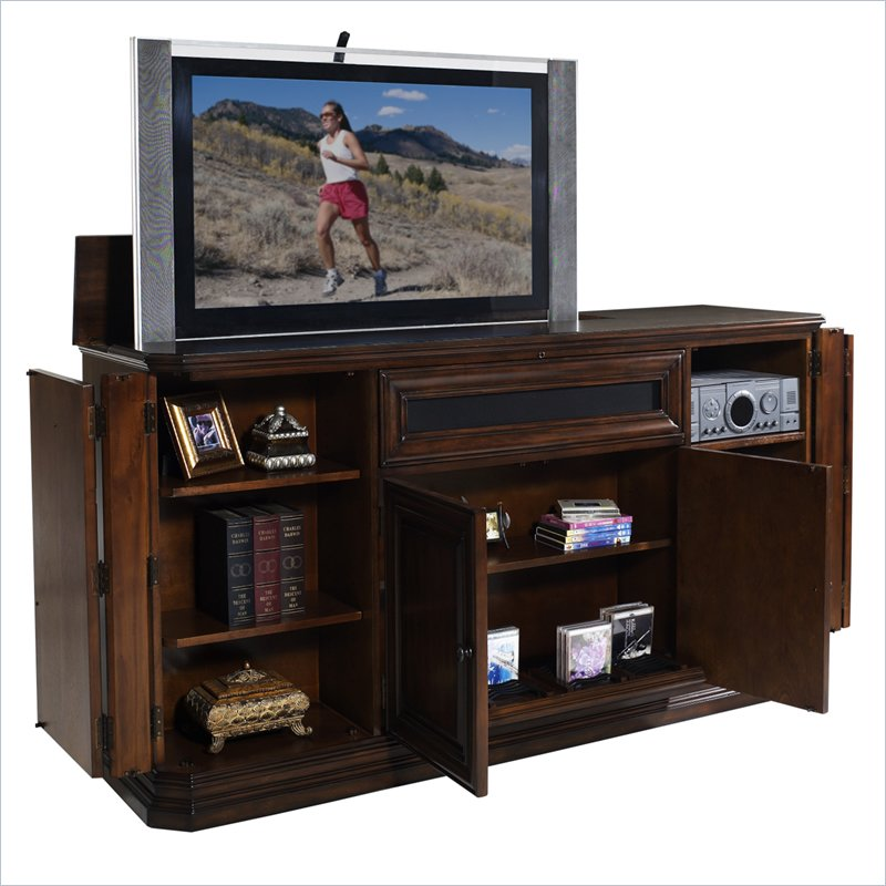 furniture entertainment furniture lift cabinet lcd. Black Bedroom Furniture Sets. Home Design Ideas