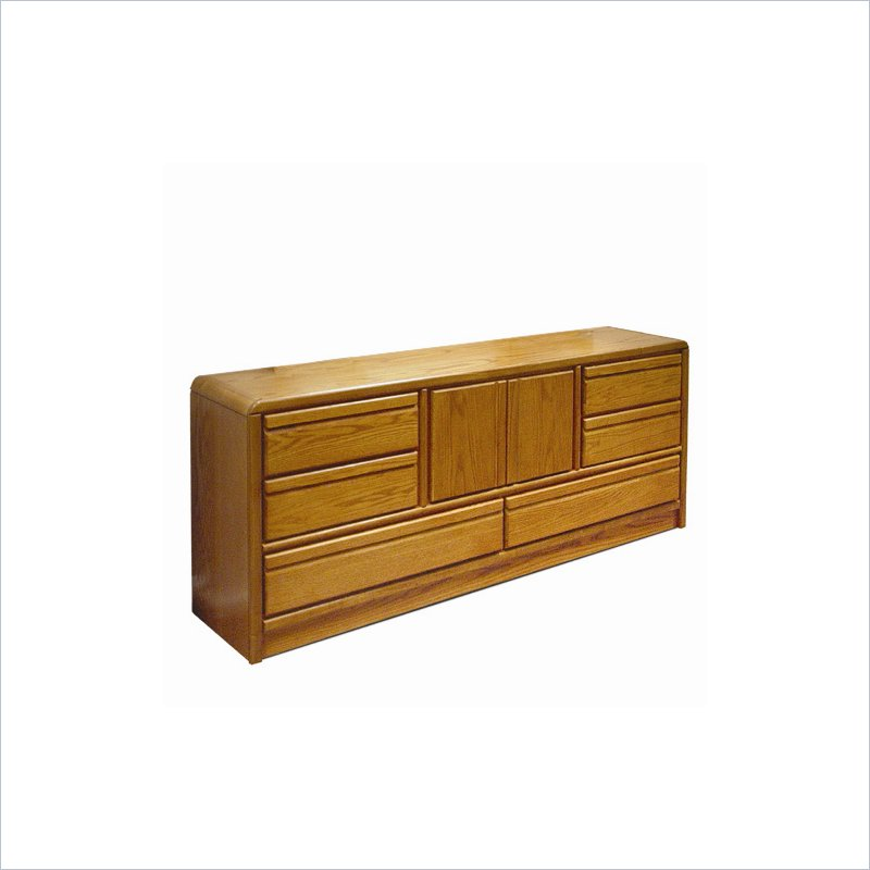 Accent Furniture Normandy Capri Master Dresser