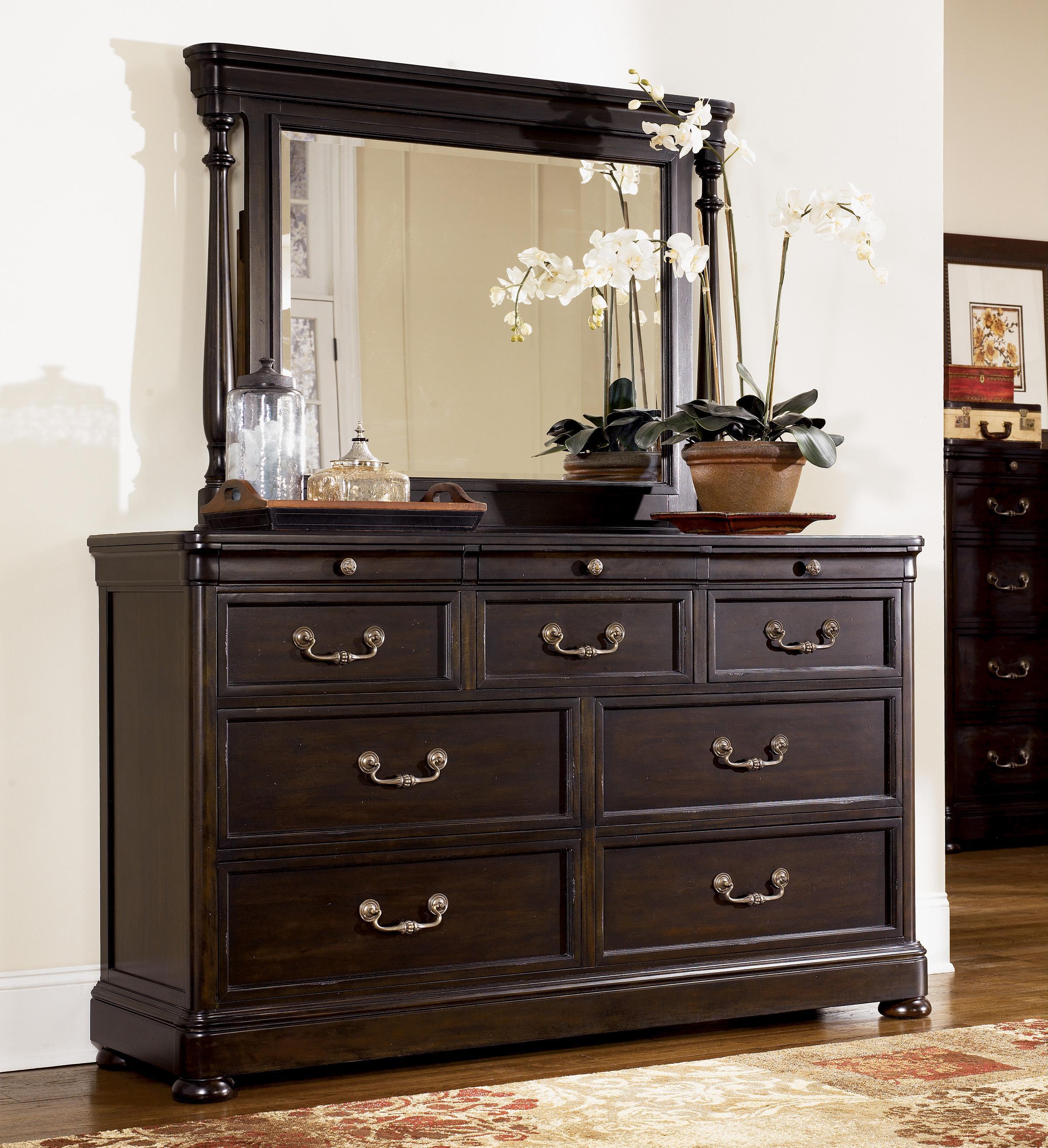 Furniture bedroom furniture dresser mahogany for Kelling designs