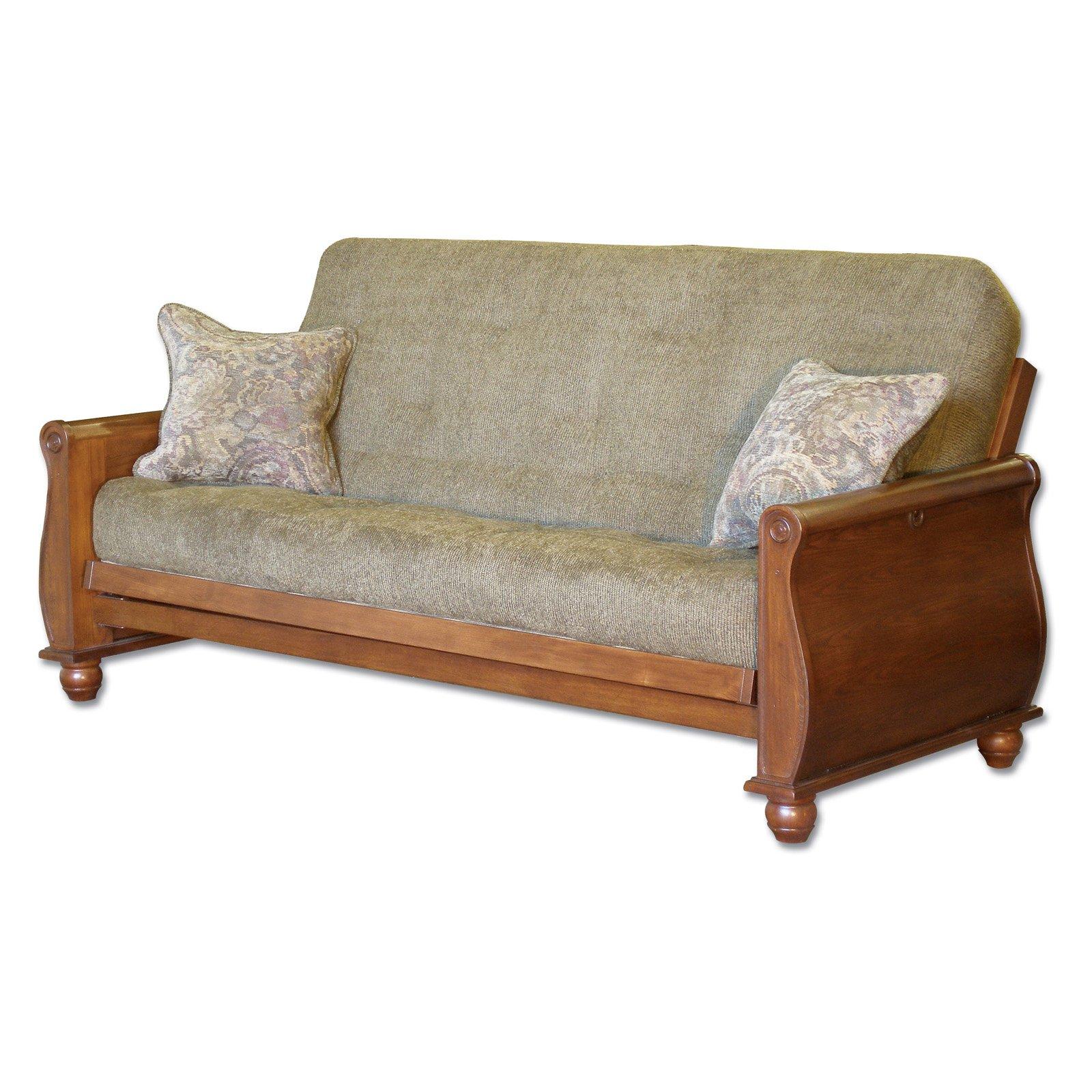Furniture Bedroom Furniture Futon Bordeaux Full