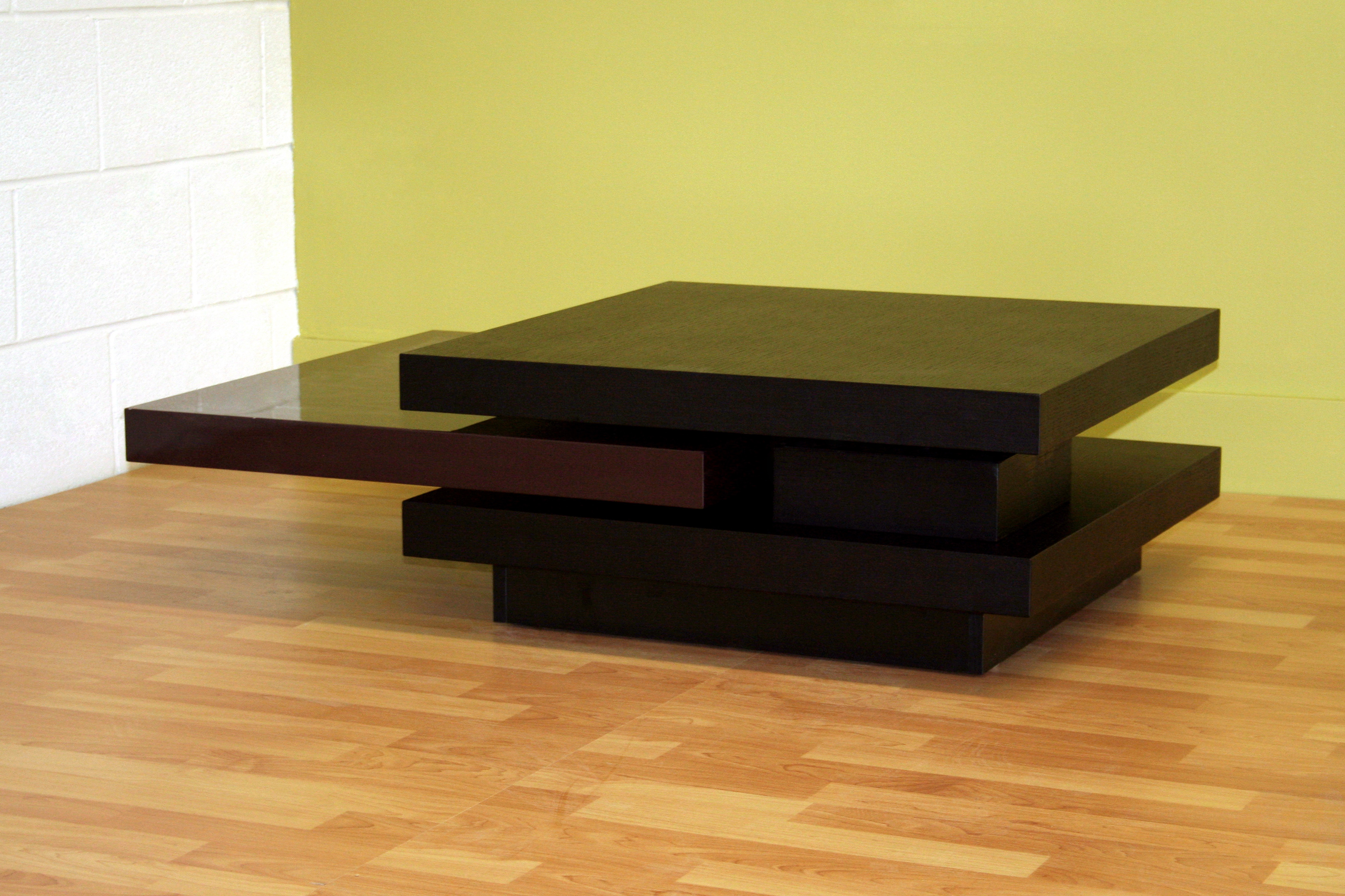 Finish Multi Level MDP Coffee Table 878D HB 03 Coffee Table 0