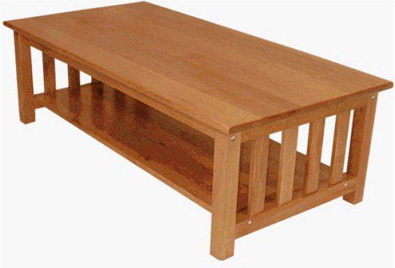 Futon Coffee Table