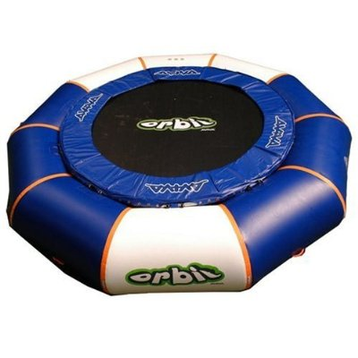 AVIVA 15  Orbit Water Trampoline 0 0 AVIVA 15 Orbit Water Trampoline