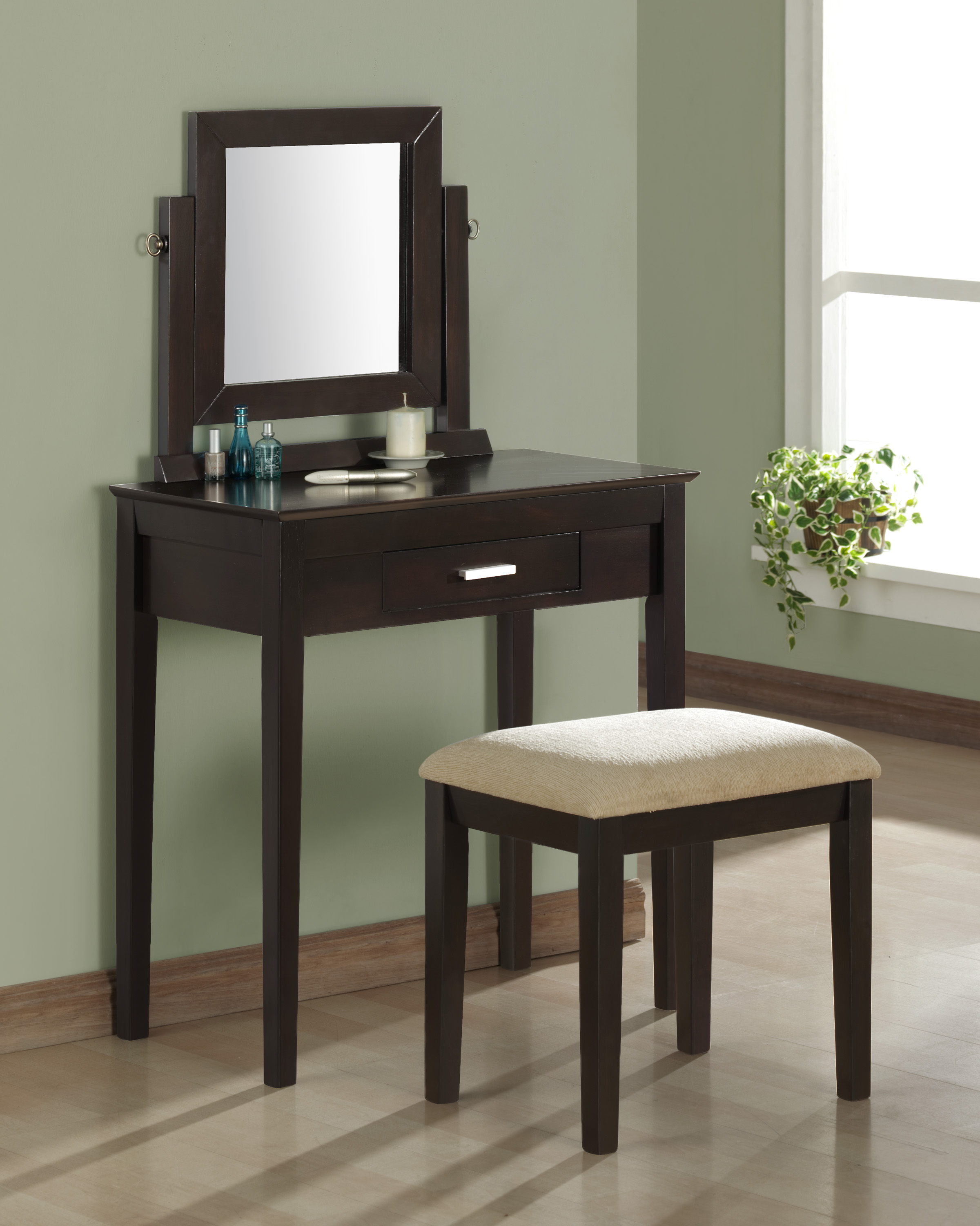 Furniture > Bedroom Furniture > Vanity > Bedroom Square Vanity