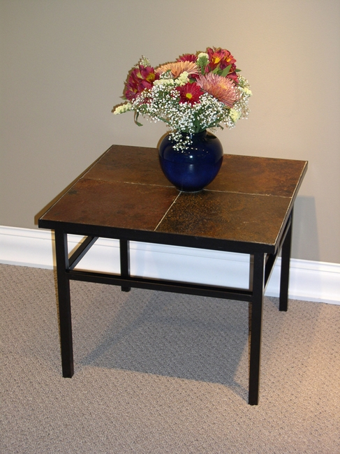 4D Concepts End Table with Slate Top End Table 0 0 Kylie Minogue Sexy Celebs