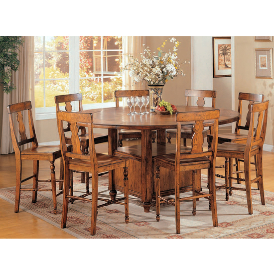 Furniture dining room furniture storage storage dining set - Dining room sets with storage ...