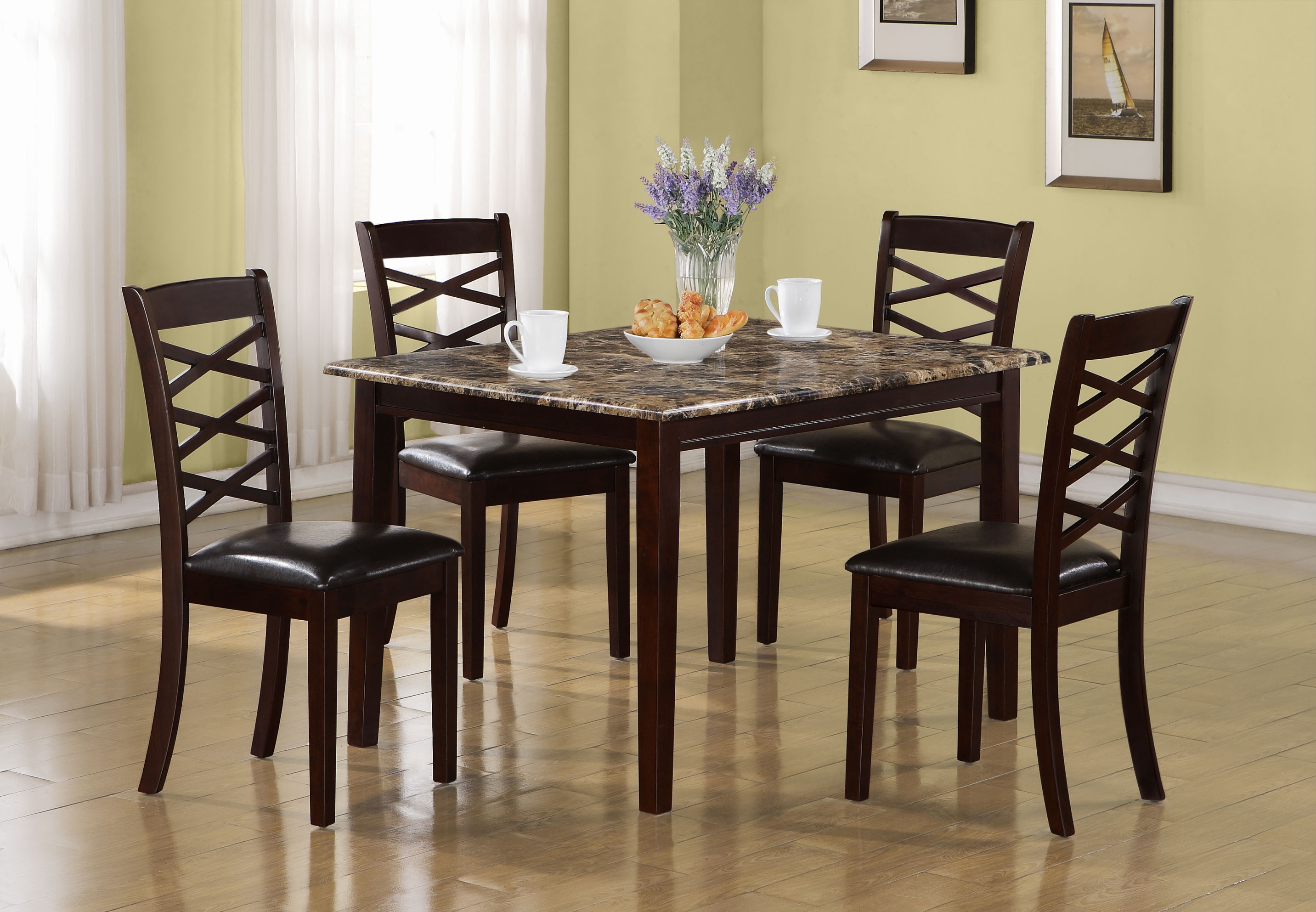 dining room sets 5 piece furniture dining room furniture marble 5 piece marble